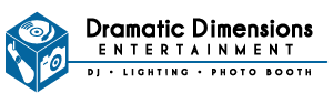 Dramatic Dimensions Entertainment Logo