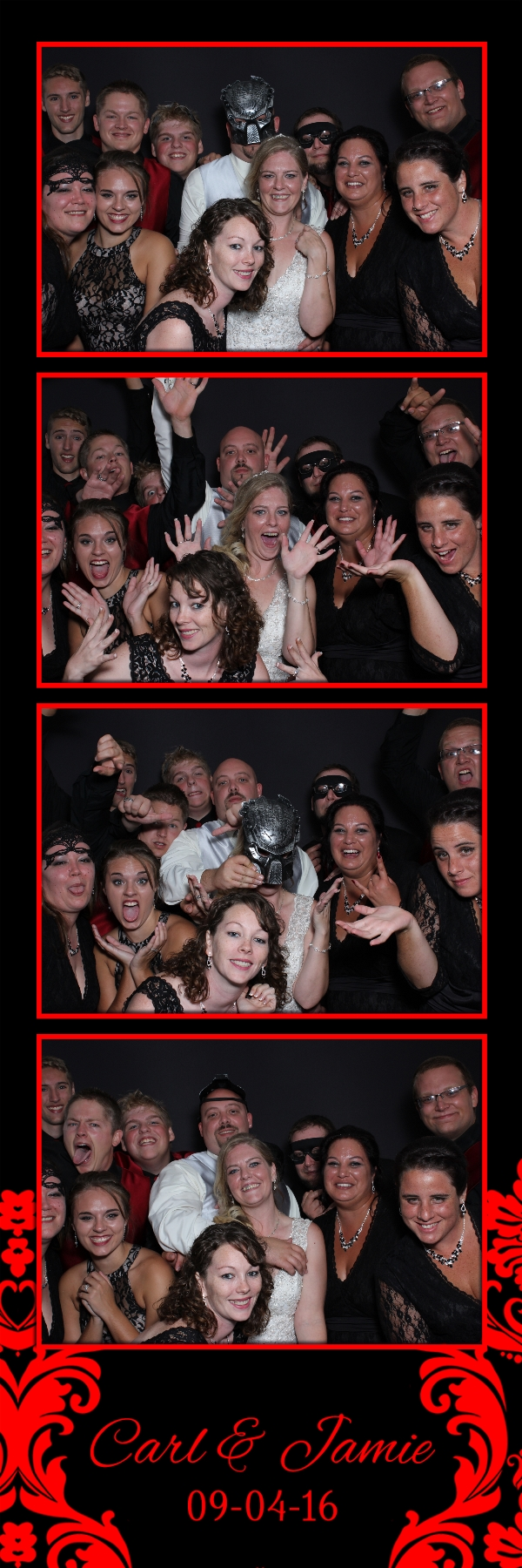 custom photo booth rental in Michigan, rent a photo booth, photo booth for rent, custom photo strip