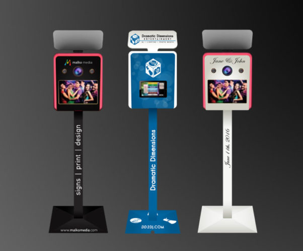 Custom photo booth for brands, Branding GIF Photo Booth, photo booth with your brand, Wedding photo booth rental