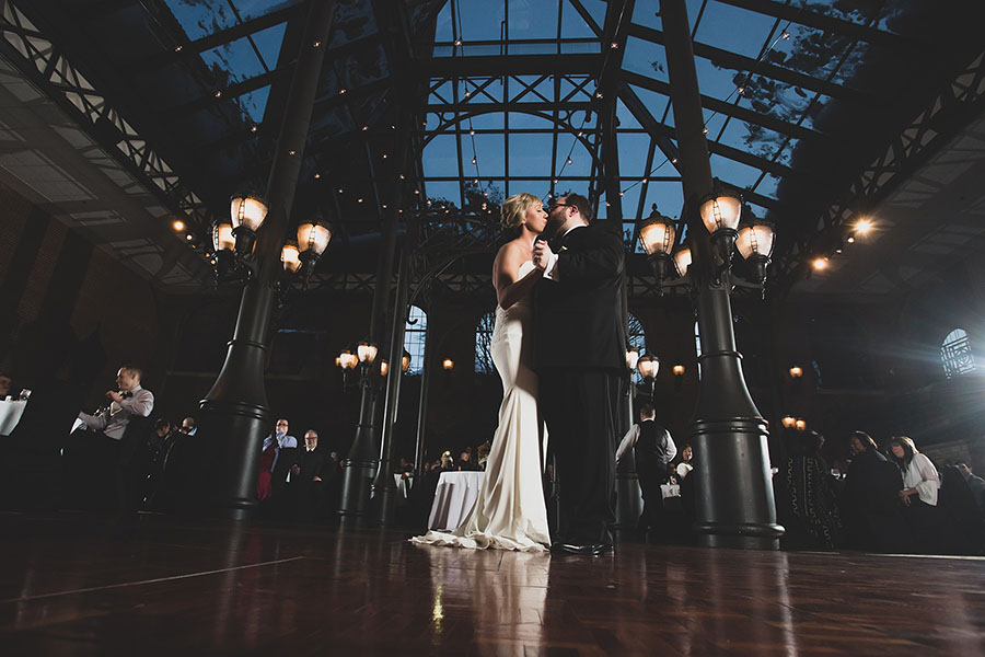 First dance Wedding Photographer at The Inn at St. John's in Plymouth MI