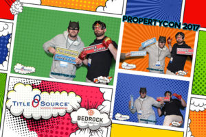 4x6 photo strip for company photo booth rental