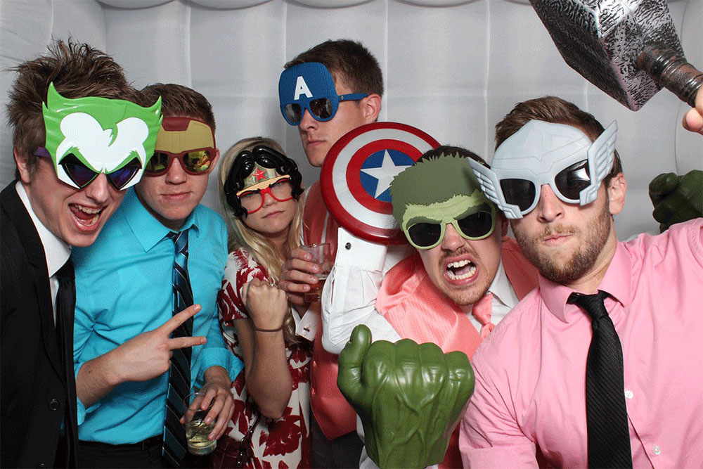 Rent a Photo-Booth in Detroit MI wayne county